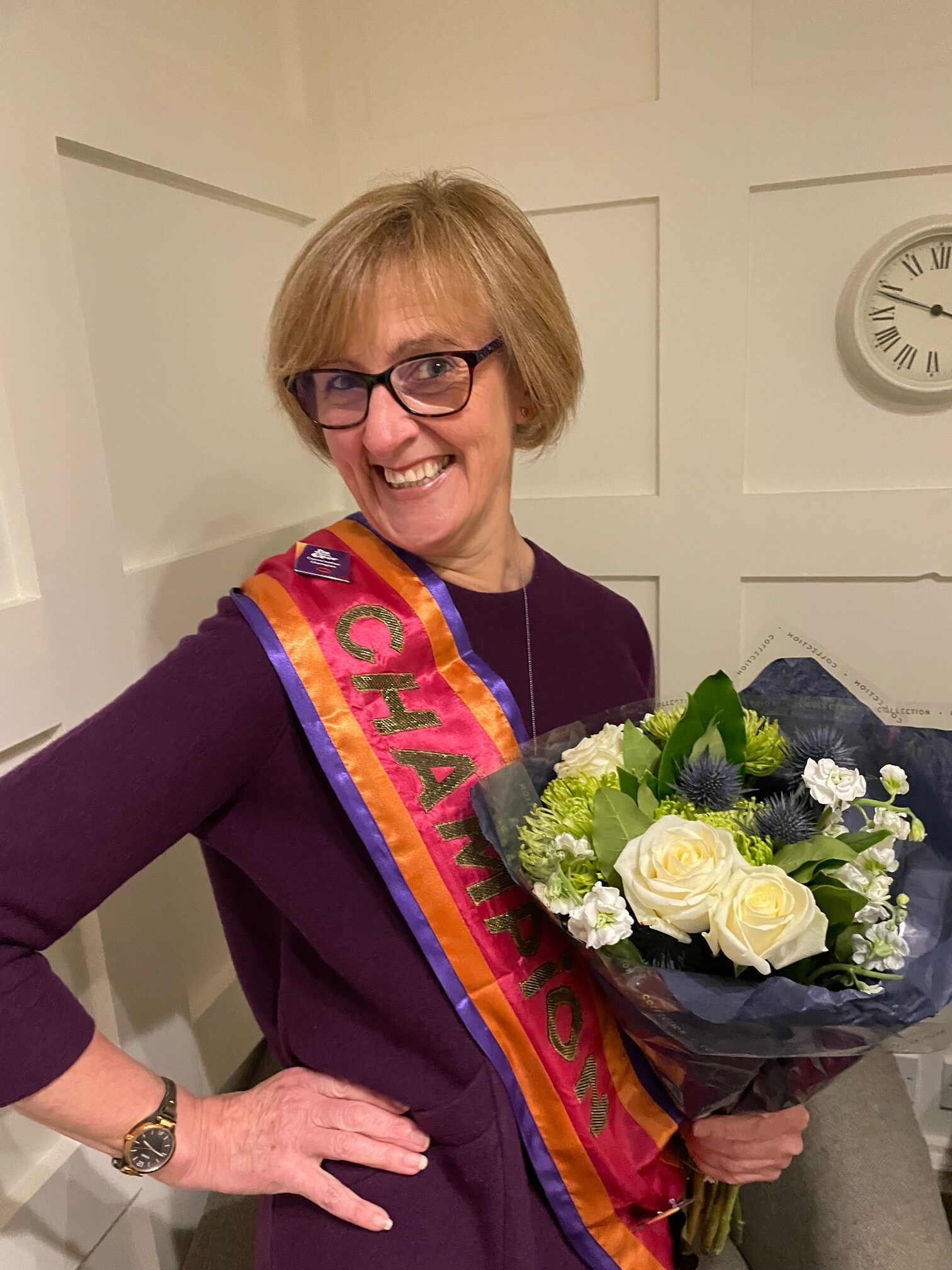 Dr Isabel White, Sex with Cancer Conversation Champion 2021