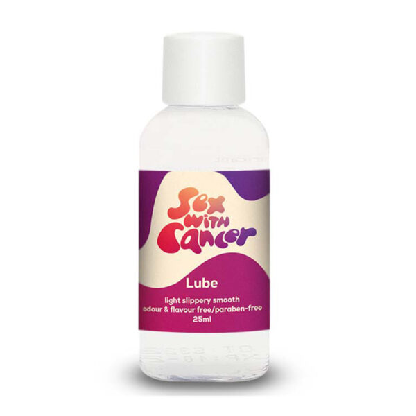 Sex with Cancer Lube 25ml